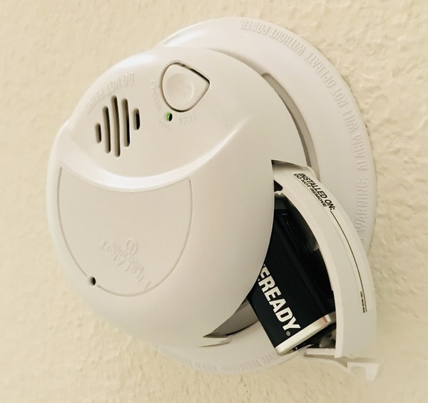 Emergency Preparedness Step 3 - House Fires - 5 Ways to Keep Your Family Safe! - Smoke Alarms