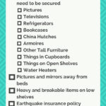 8 Things to do NOW to Keep Your Family ALIVE in an Earthquake - You'll be surprised how easy some of these things are, & how most people don't even think about it til it's too late!