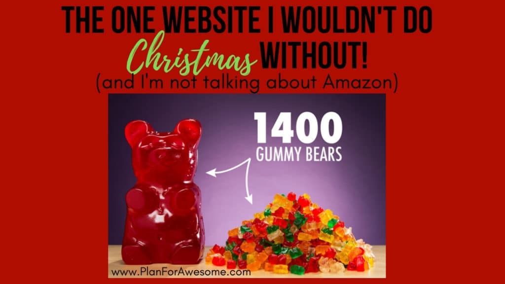 The One Website I Wouldn't Do Christmas Without (and I'm Not Talking about Amazon)! - The BEST website for unique gifts and stocking stuffers! -PlanForAwesome