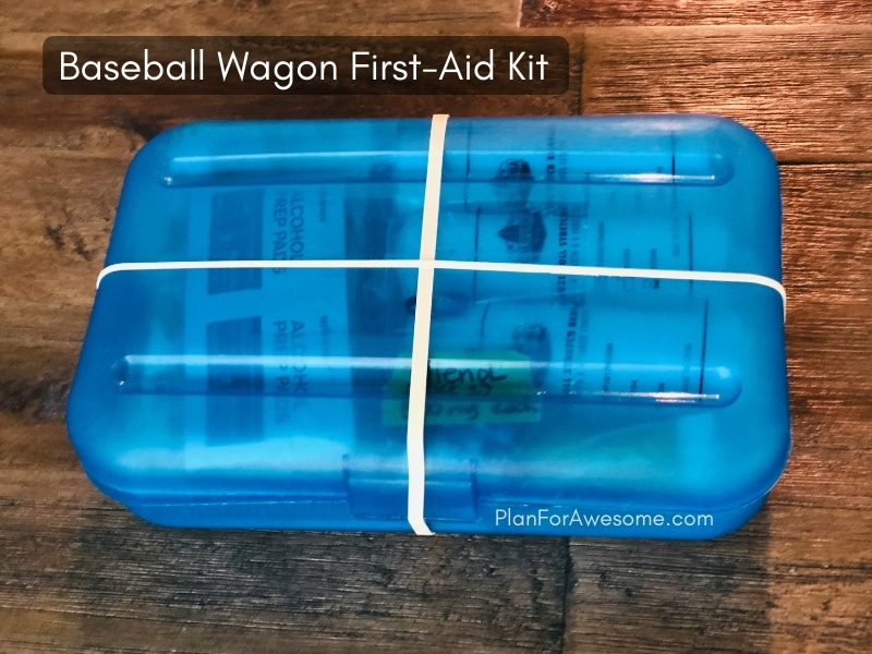 Baseball Wagon: The Ultimate List of Things to Bring to Little League Baseball Games- This is the BEST, most comprehensive list I have seen for what to bring to be prepared for baseball gamedays. This girl covers EVERYTHING, including where to buy things to get the best deals. She even has a cute, organized, and free printable checklist!