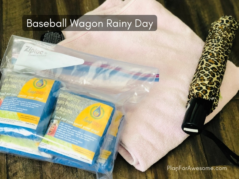 Baseball Wagon: The Ultimate List of Things to Bring to Little League Games - This is the BEST, most comprehensive list I have seen for what to bring to be prepared for baseball game days. This girl covers EVERYTHING, and even has a cute free printable checklist!