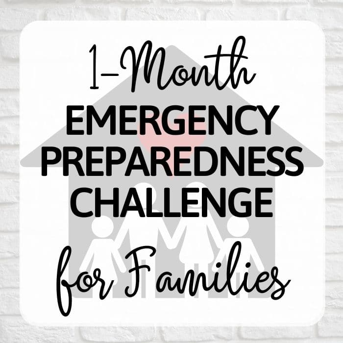 Emergency Preparedness - Challenges Category - PlanForAwesome